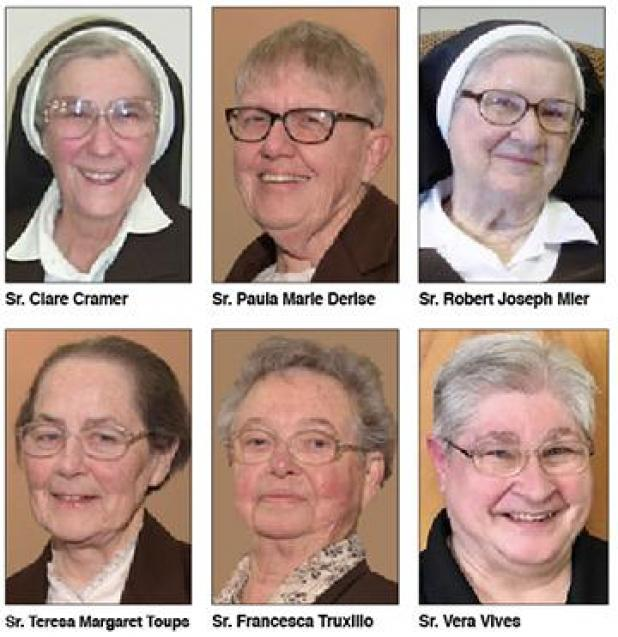 Sisters of Mt  Carmel celebrate 370 years of vowed life